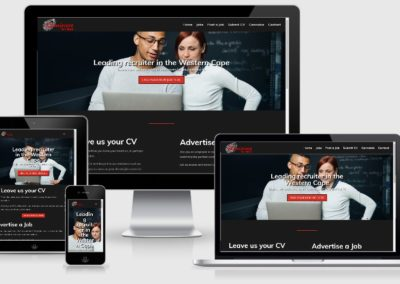 zeminwe web design by web chameleon